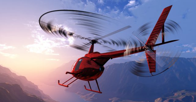 Společnost Bell Helicopter sází na Prahu