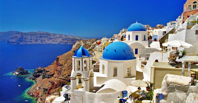 Řecká ekonomika se začíná probouzet