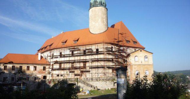 Hrad a zámek Libá se mění z ruiny na perlu mezi památkami