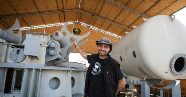 Projekt Hydronaut aneb Astronautem pod vodní hladinou