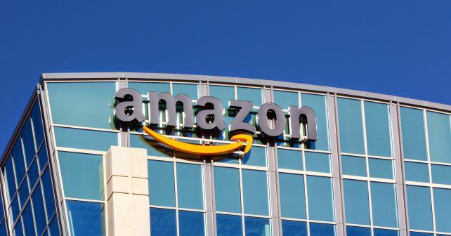 V Dobrovízi ve Středočeském kraji se začalo se stavbou skladu pro Amazon.