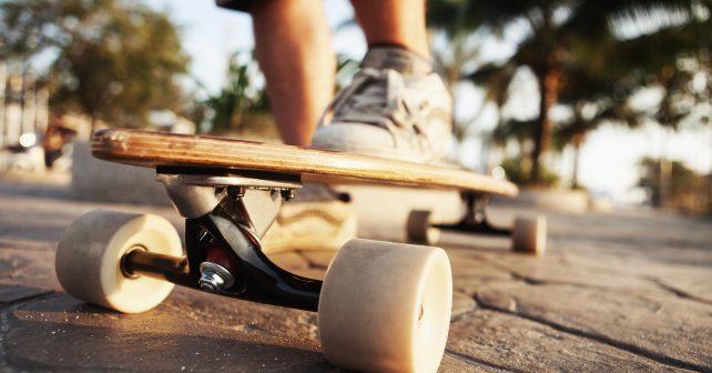 Dva mladíci z Pardubic dokazují, že Longboarding může být nejen zábava, ale i dobrý obchod