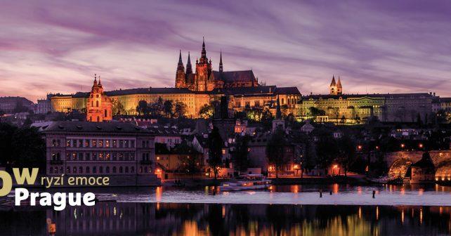 Turisty bude lákat k návštěvě Prahy potisk na letadlech Českých aerolinií