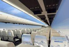 Letadlo budoucnosti bude průhledné