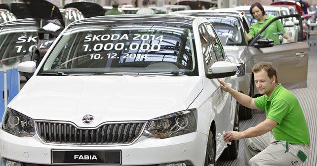 """""""Jednoduše skvělý!"""" těmito slovy by automobilka ŠKODA AUTO mohla ohodnotit letošní rok"""