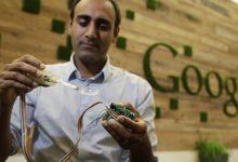 Speciální lžíce od Googlu vrátí nemocným požitek z jídla