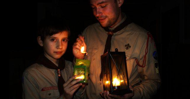 Betlémské světlo probouzí naději a pospolitost