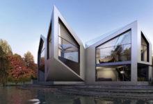 Pohyblivý dům, co dokáže být úsporný za každého počasí