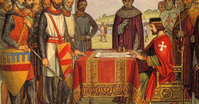 Magna Charta slaví 800 let