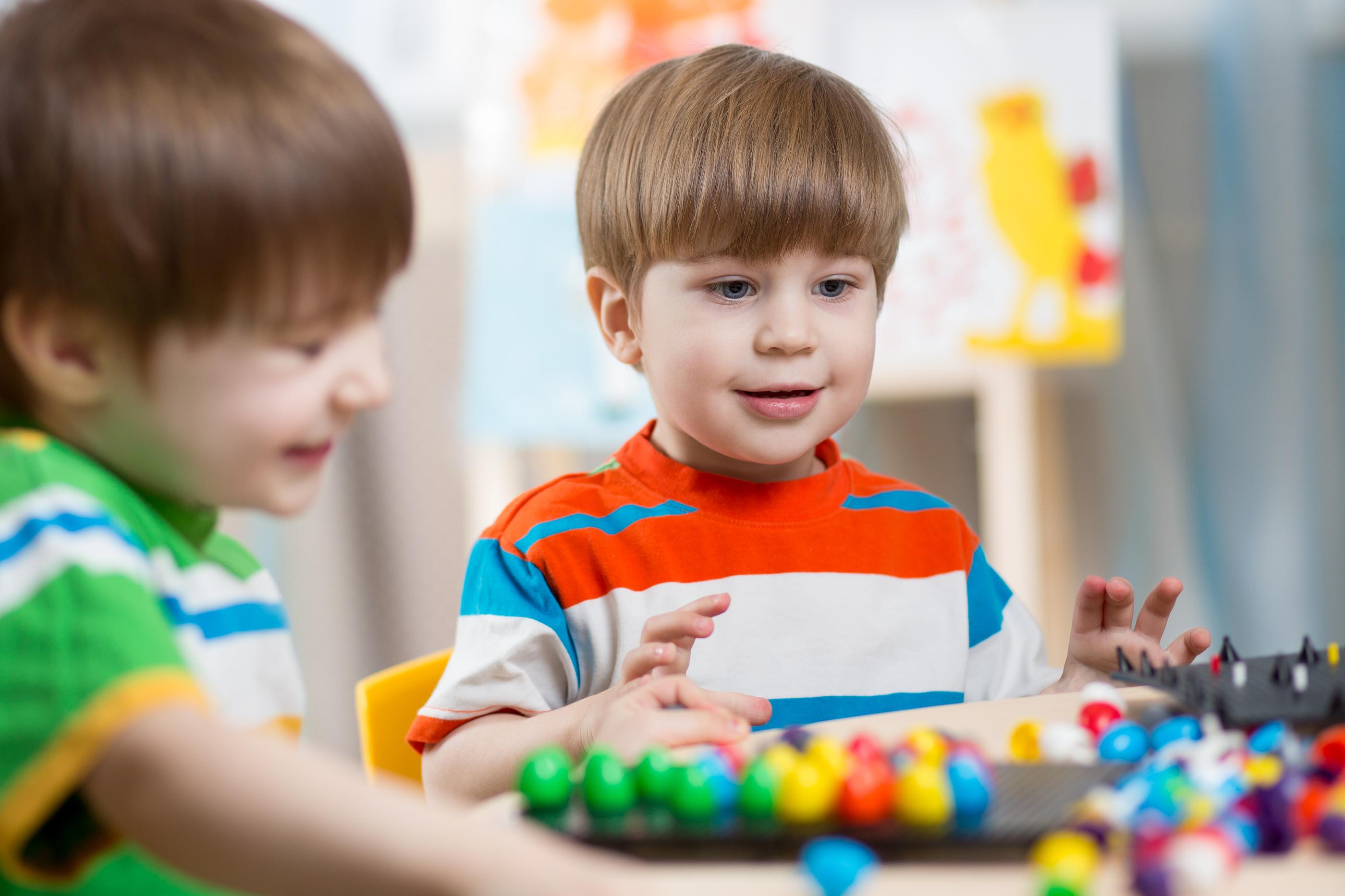 Na stavebnice pro děti mohou letos mateřské školy získat až 75 milionů