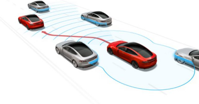 Řízení aut převezme autopilot od Tesla Motors