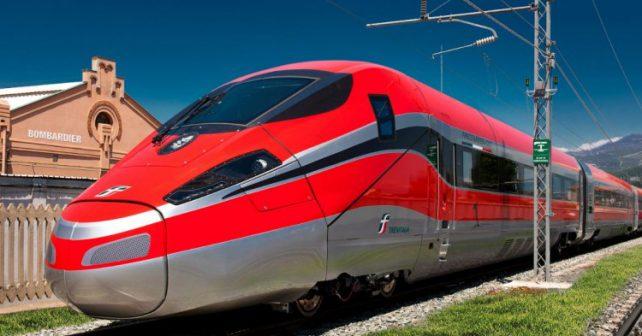 Na trati je nejrychlejší evropský vlak. Pojede rychlostí čtyři sta kilometrů za hodinu