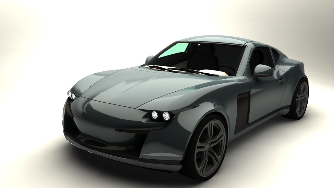 Ostravští studenti stavějí další elektromobil, tentokrát roadster