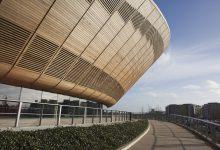 Londýnský Olympijský park ožívá pro nevidomé