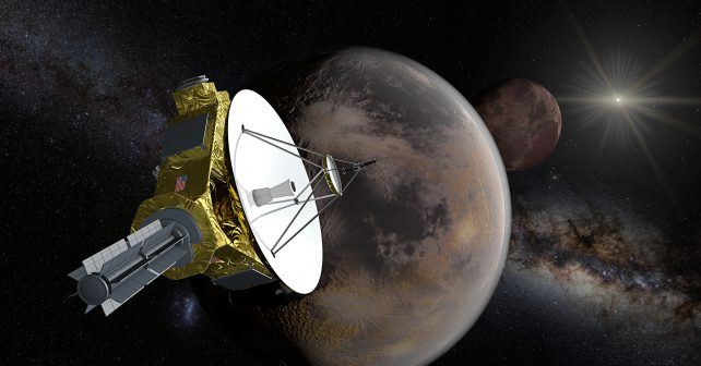 Sonda New Horizons se prohnala kolem Pluta a odhalila jeho tajemství