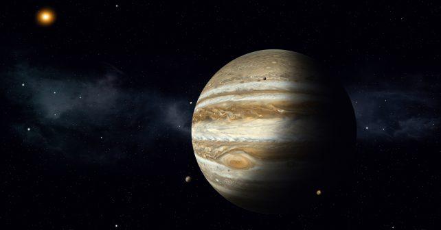 Patnáctiletý chlapec objevil novou planetu