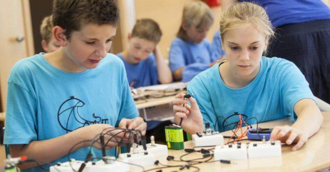 Dětské univerzity si v Česku získávají stále větší oblibu