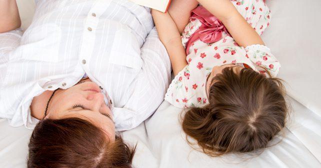 Kniha švédského psychologa slibuje uspání dětí do jedné minuty