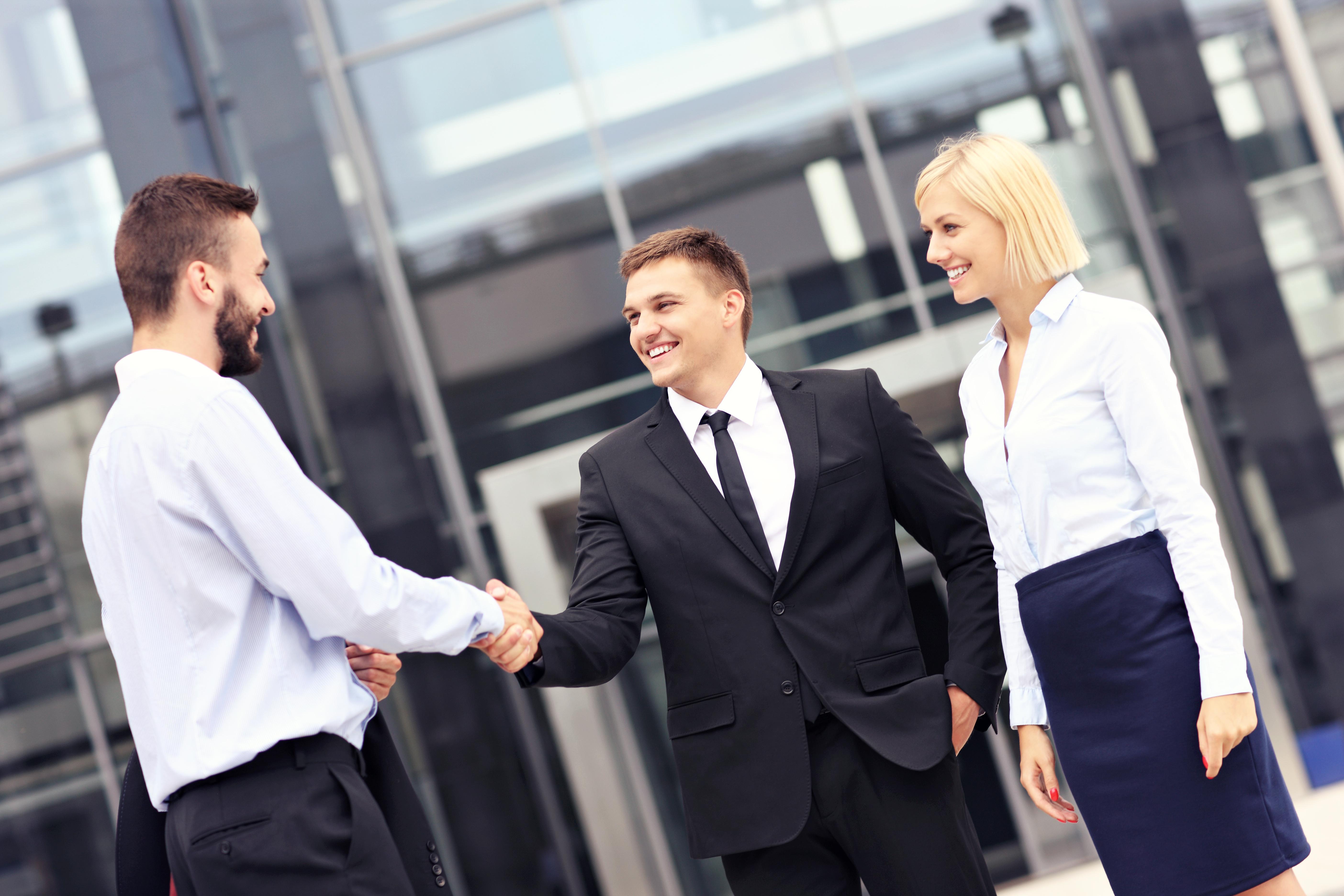 Obchodování s firmami v Česku narůstá