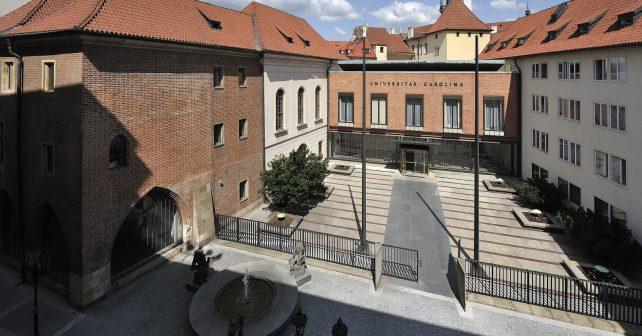 Karlova univerzita patří mezi 500 nejlepších světových univerzit