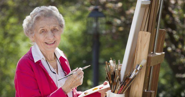 V Praze vzniknou bezplatné akademie umění pro seniory