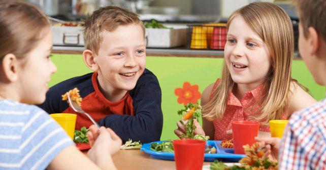 Projekt Obědy pro děti zaplatil jídlo 2500 dětem