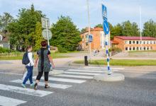 Na děti na přechodech dají kromě policistů pozor i dobrovolníci