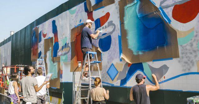 Deset nástěnných maleb udělalo z Brooklynu ráj street art umění