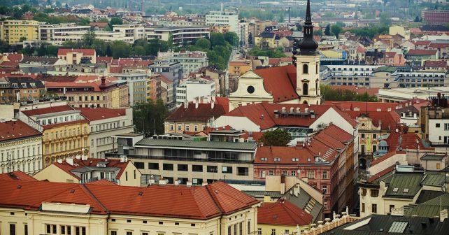Brno ještě více zezelená