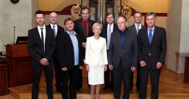 Čtyři čeští vědci byli oceněni za mimořádné výsledky svých výzkumů