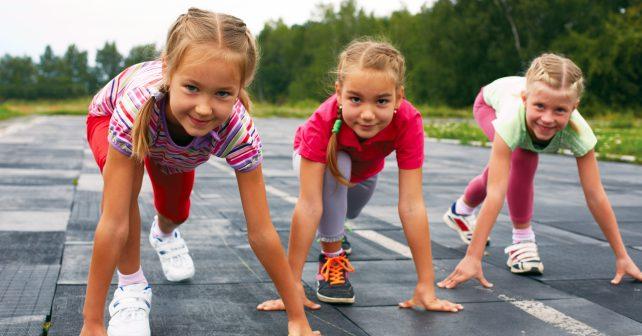 V Plzni testují zábavnou formou pohybové dovednosti dětí