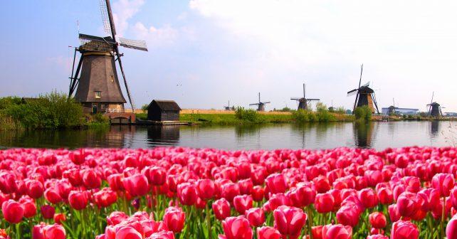 V Holandsku nainstalovali první dvě solární bariéry