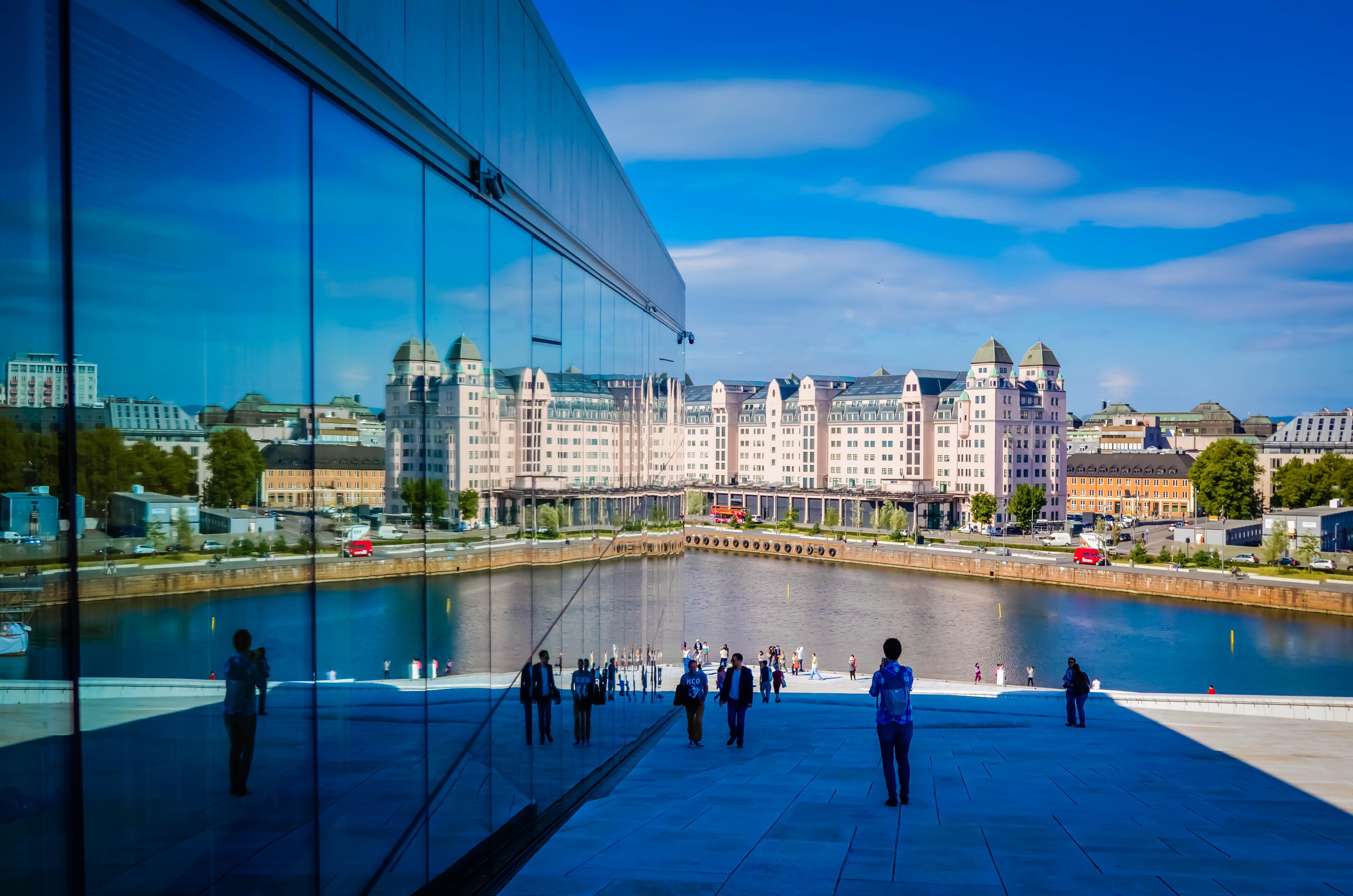 Oslo se jako první město distancovalo od investic do společností s fosilními palivy