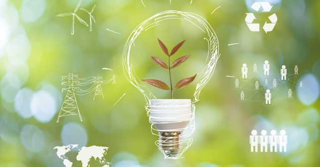 Pokles emisí a menší spotřeba energie. Evropa stále více dbá na životní prostředí