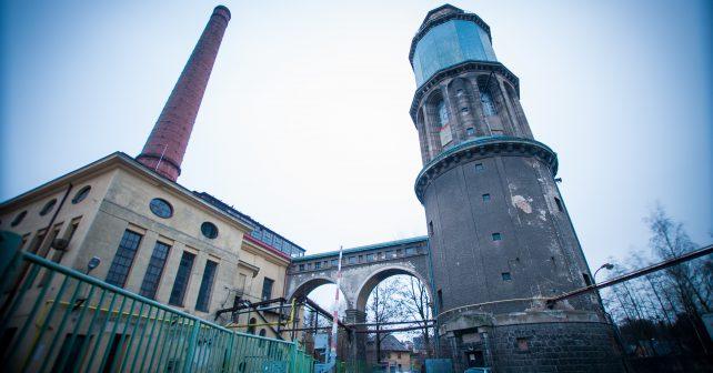 Stará zauhlovací věž se promění v inspirativní kulturní centrum