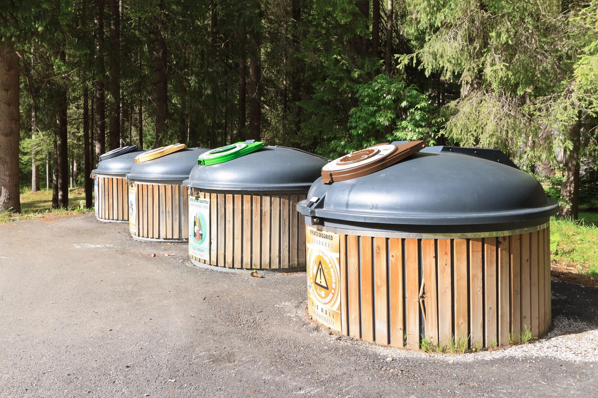 Češi patří v třídění odpadu k nejlepším v Evropě