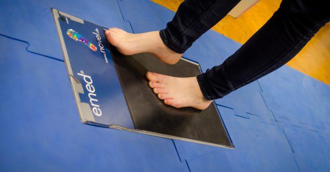 Speciální obuv zmírní potíže těhotných žen