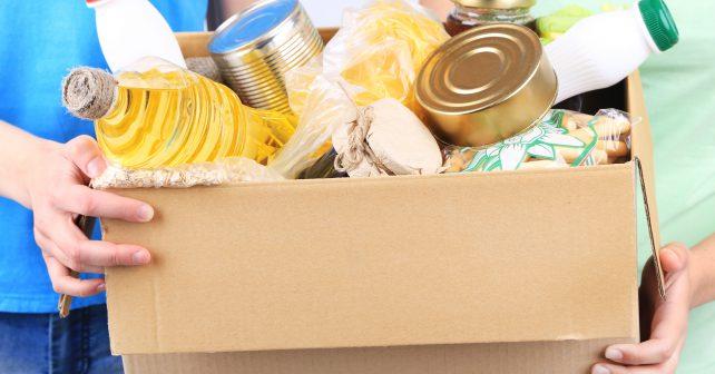 V Brně začala potravinová sbírka. Pomůže potřebným
