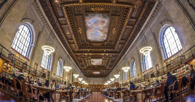 Newyorská knihovna nabízí dosud nezveřejněné dokumenty volně ke stažení