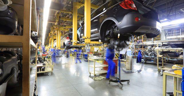 Český zpracovatelský průmysl si podle Evropské unie vede dobře