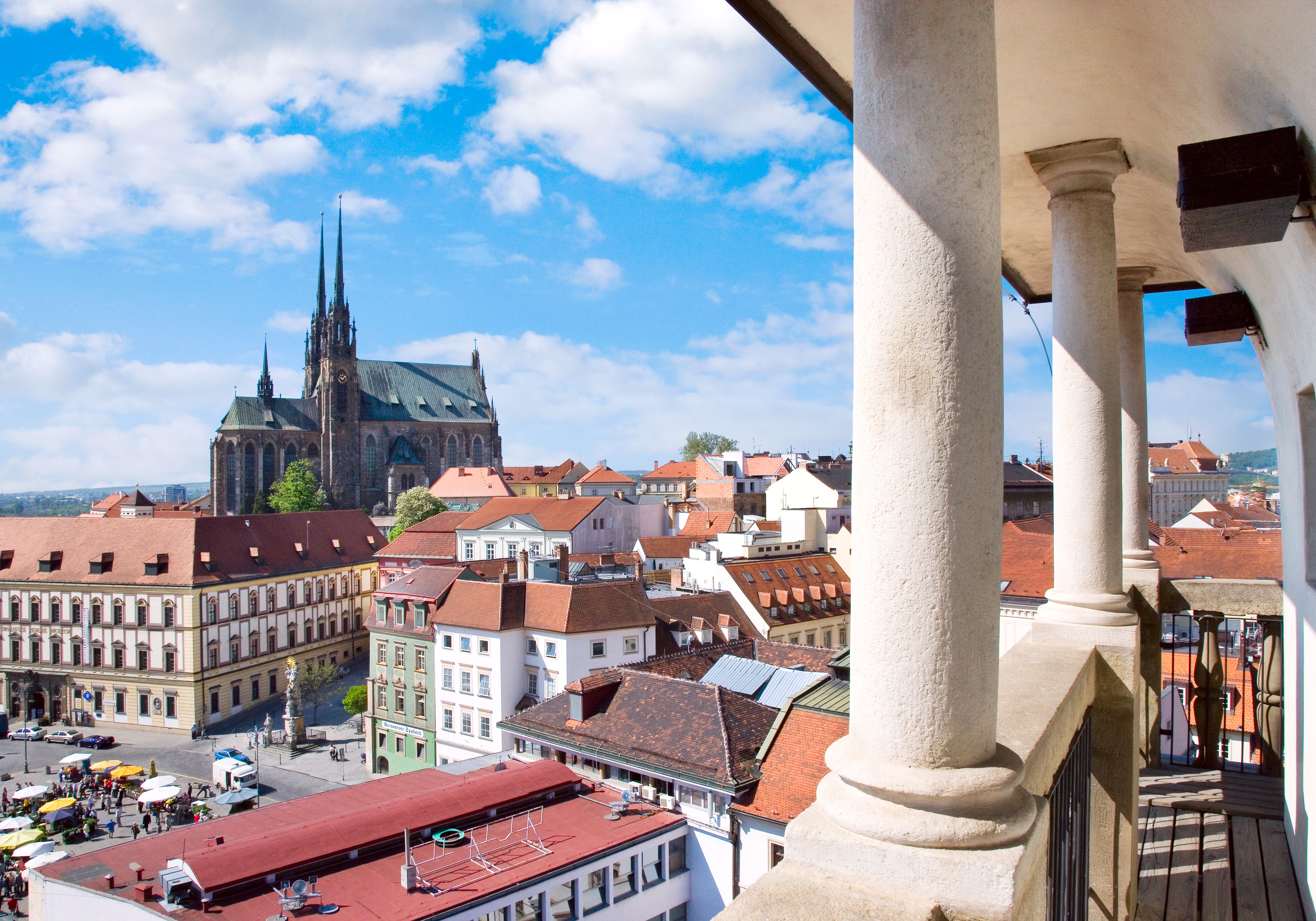 Brno se stává rájem bezobalového nakupování