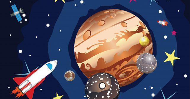Čeští vědci se podílejí na přípravě sondy Juice k Jupiteru