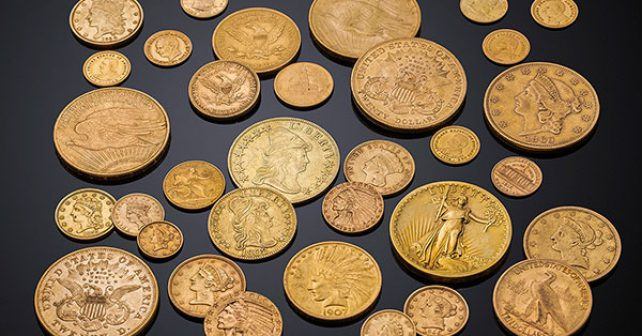 Lidé se mohou v Národním muzeu podívat na nejdražší mince na světě