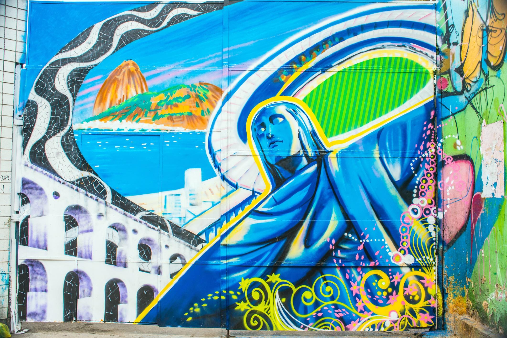 Jižní Amerika se stává Mekkou pouličního umění