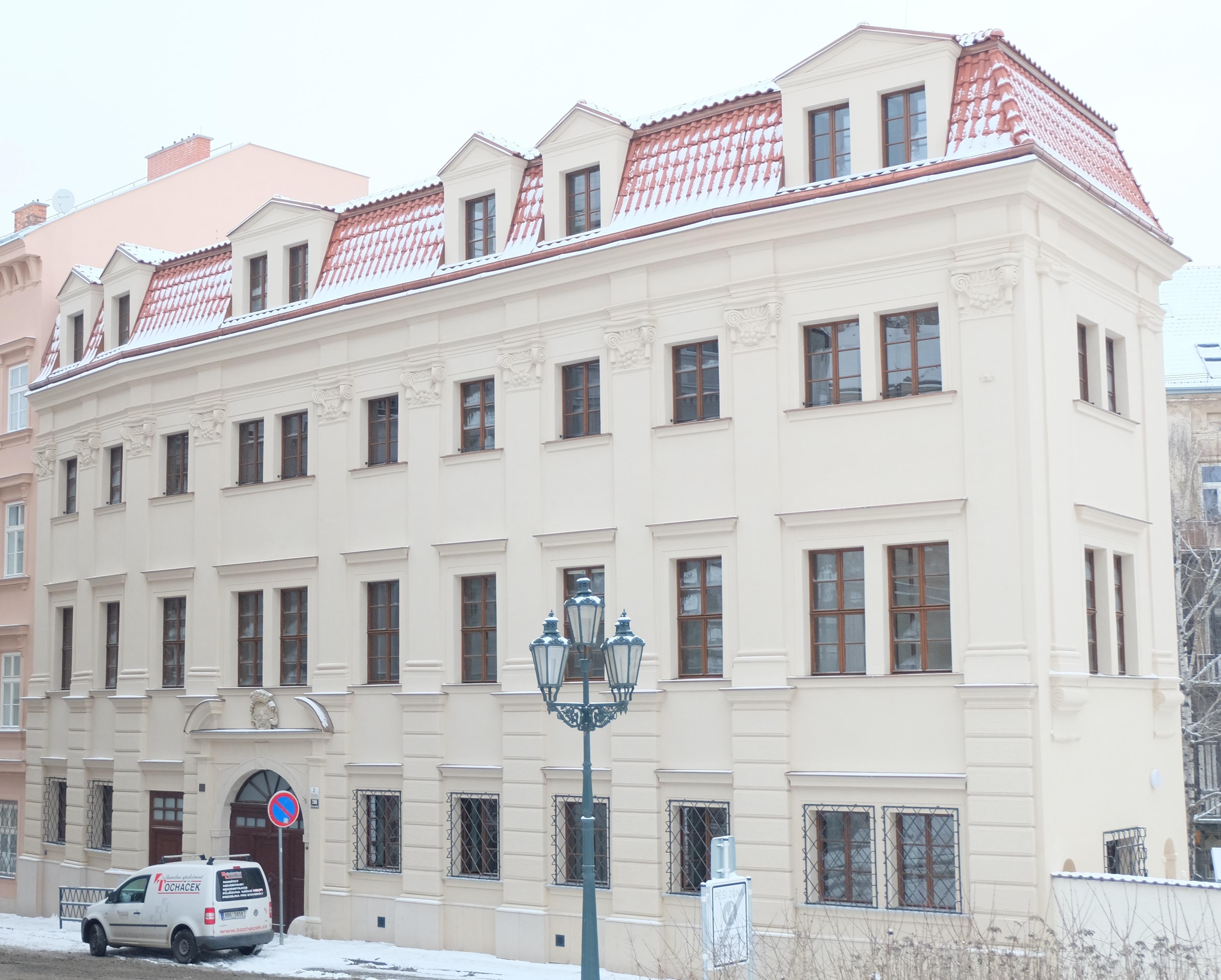 Opravený dům Brněnského biskupství nově slouží dětem, rodinám i seniorům