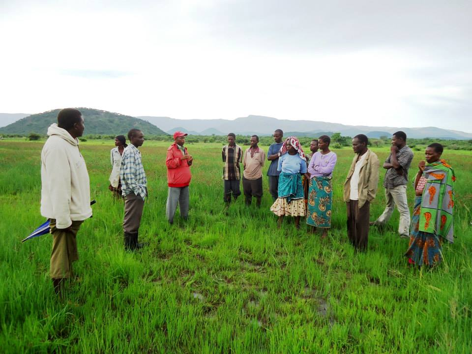 Olomoučtí studenti podporují africké zemědělce