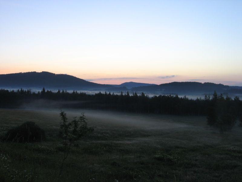 V Národním parku Šumava revitalizovali za čtvrt století 610 hektarů mokřadů a rašelinišť