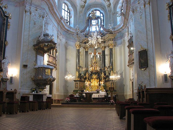 Nejlépe opravenou památkou loňského roku se stal kostel ve Sloupu