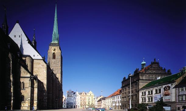 Plzeň chce prostřednictvím projektu Smart City zlepšit život občanům