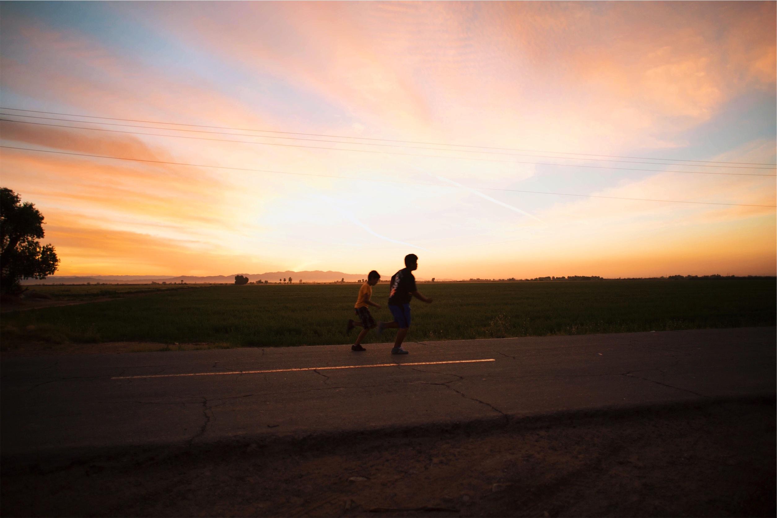 Projekt Global Running Day chce 1. června rozběhat milion dětí po celém světě